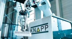 KNAPP Pick-it-Easy Robot