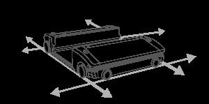 OSR Shuttle™ Evo; automatisches Lagersystem,