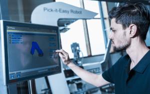 Pick-it-Easy Robot, easyUse, L'homme et la technologie, logistique, robotique