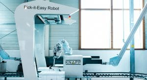 Pick-it-Easy Robot
