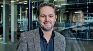 Sander Bolmer, Director Warehousing & Distribution, Wehkamp