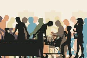 Warteschlange_Supermarkt