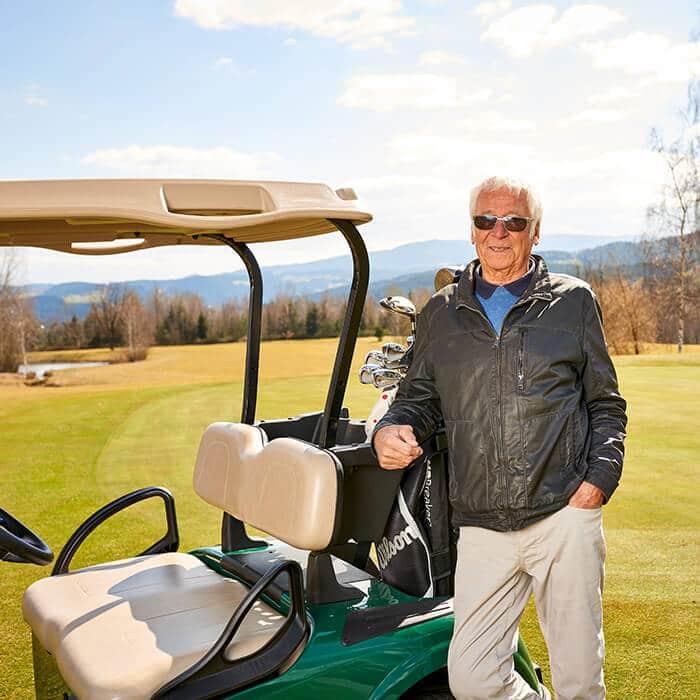 Patient, Golfplatz Maria Lankowitz