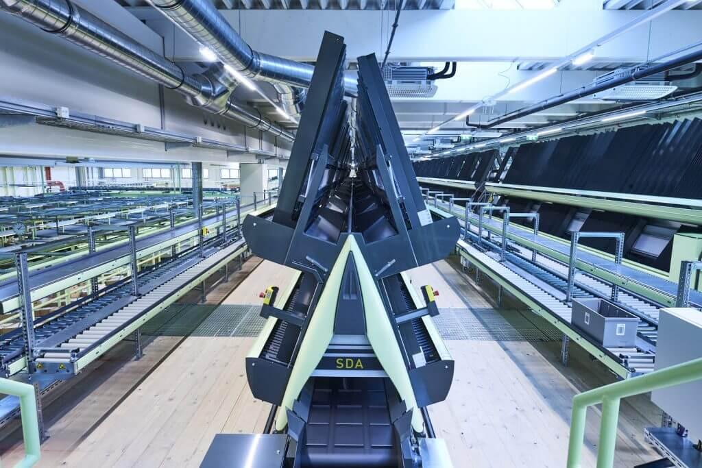 Zentralbandsystem Herba Wien