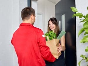 Home delivery; omnichannel,