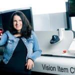 Bianca Rotter ist Software Developer im Bereich der Bildverarbeitung.