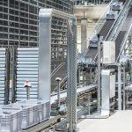 Durch den vielseitigen Technologie-Mix ist es HUB logistics möglich, Kunden eine breite Palette an Produkten und Prozessen zu bieten.