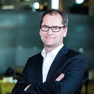 Gerald Lassau, Geschäftsführer KNAPP IT Solutions