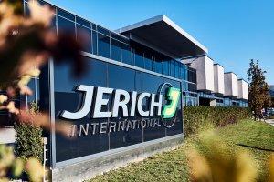 Jerich International, Gebäude