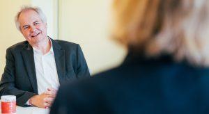 Georg Schukat im Interview mit World of Solutions