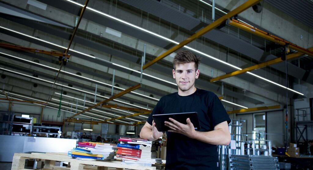 Lehrberuf Industriekauffrau/kaufmann