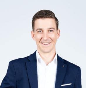 Johannes Holas, Vice President Fashion Solutions, KNAPP