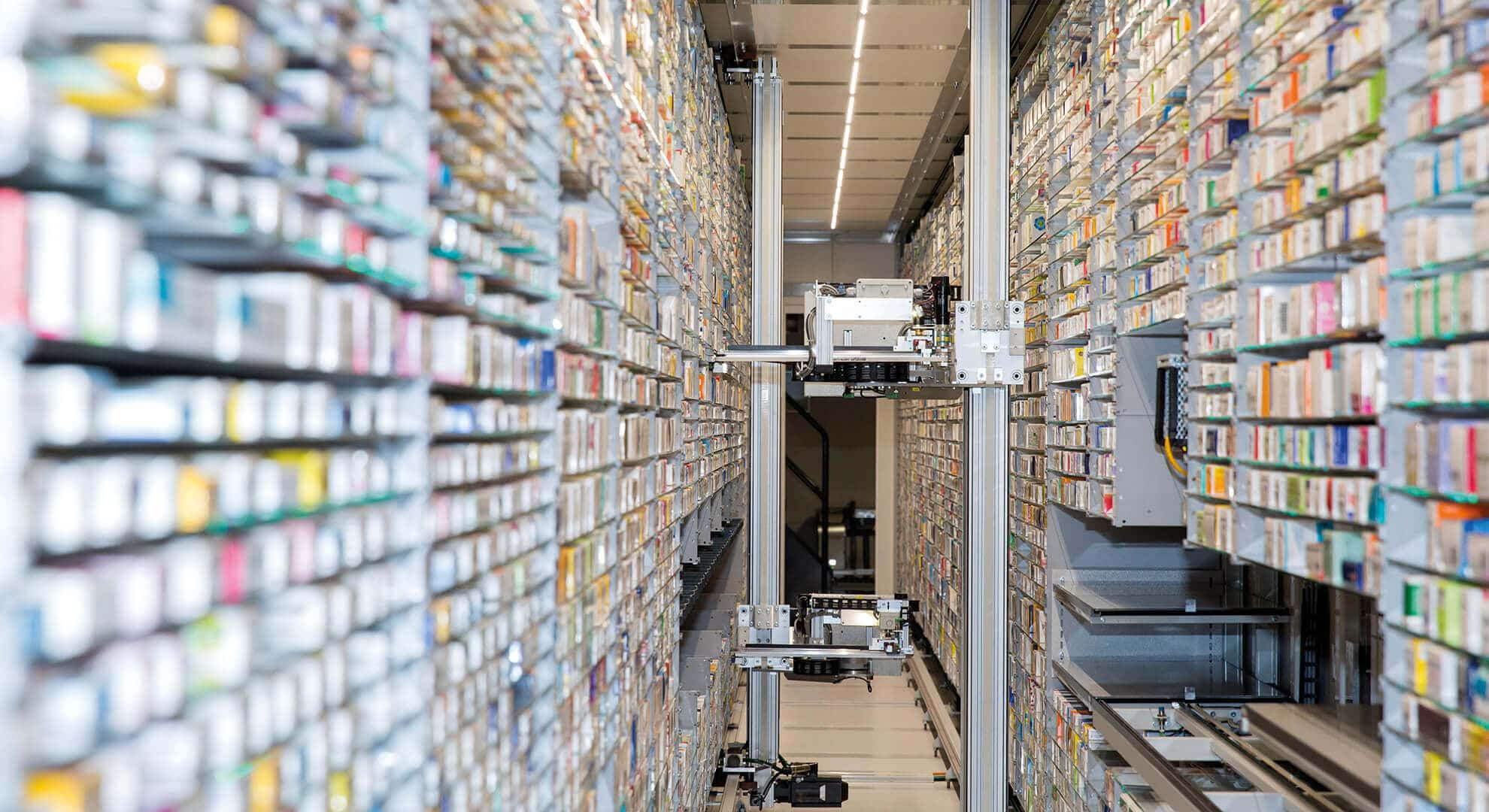automation creates space in the pharmacy