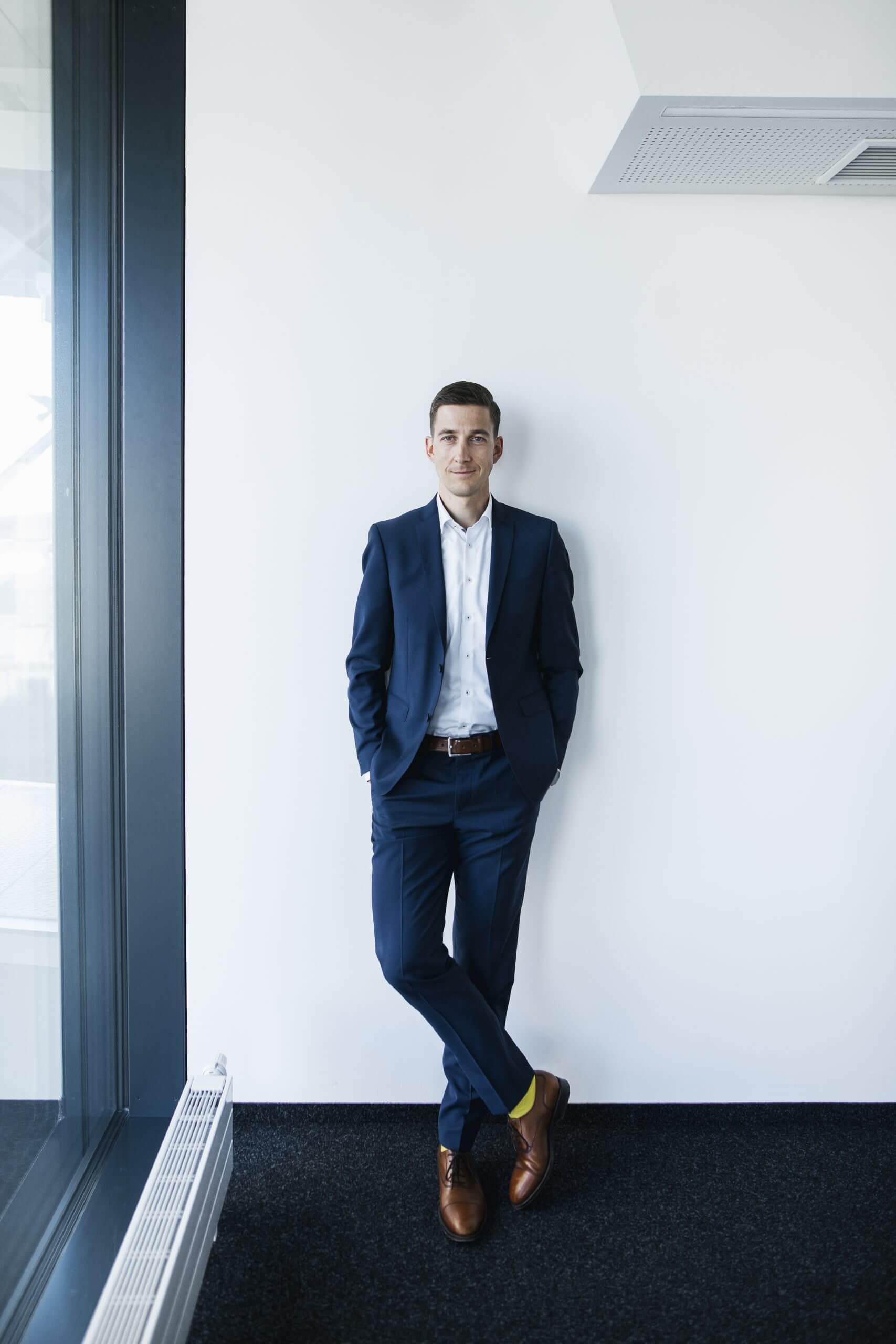 Johannes Holas, Vice President Fashion Solutions, KNAPP AG