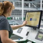 The easyUse user interfaces support accurate order processing and man-and-machine communication.