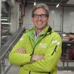 Andreas Palmen, Geschäftsführer erstes automatisiertes Food Fulfillment Center der REWE Markt GmbH