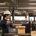 La fuerte demanda de alimentos y suplementos nutricionales exige modificaciones en la alocación de unidades de stock y ubicaciones adicionales