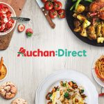 AuchanDirect's online range includes thousands of food articles.