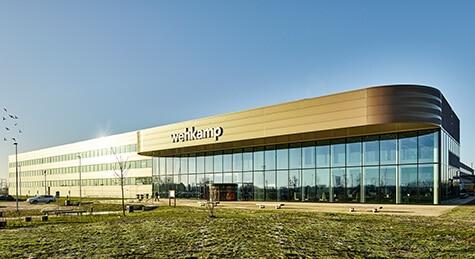 Logistikzentrum wehkamp, Zwolle