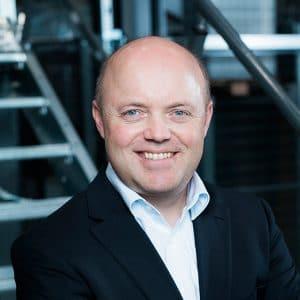 Rudolf Hansl, Executive Vice President der KNAPP Systemintegration GmbH und Director Food Retail Solutions