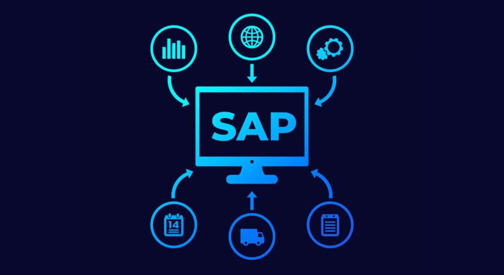 Grafik für SAP® EWM by KNAPP, einer Software zum Warehouse Management