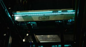 OSR Shuttle™ Evo: Efficient, central and space-effective storage for the never-ending array of goods.