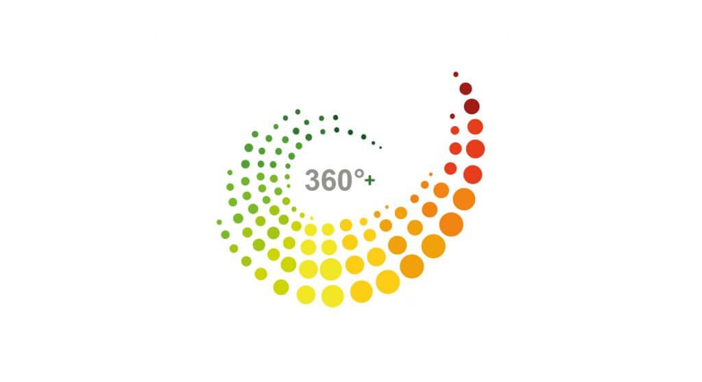 Customer Service spiral logo 2014