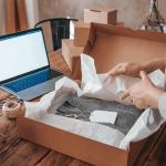 online shopping / return