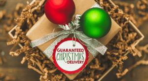 Intelligente Omnichannel-Logistik-Lösungen sorgen dafür, dass alle Geschenke rechtzeitig ankommen.