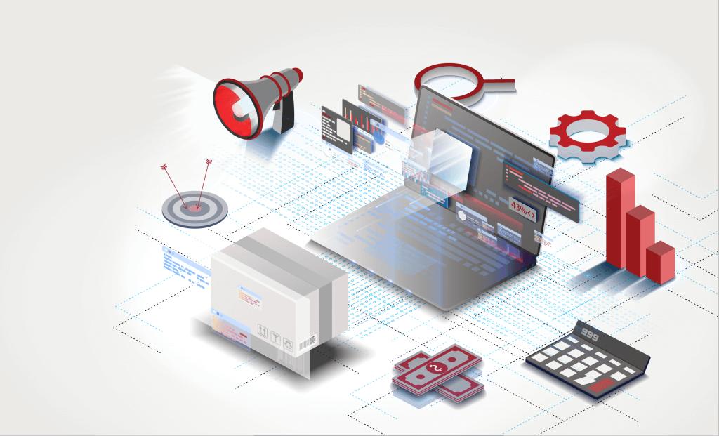 Con el software inteligente de redPILOT, los recursos existentes se pueden gestionar de manera óptima, aumentando así la eficiencia.