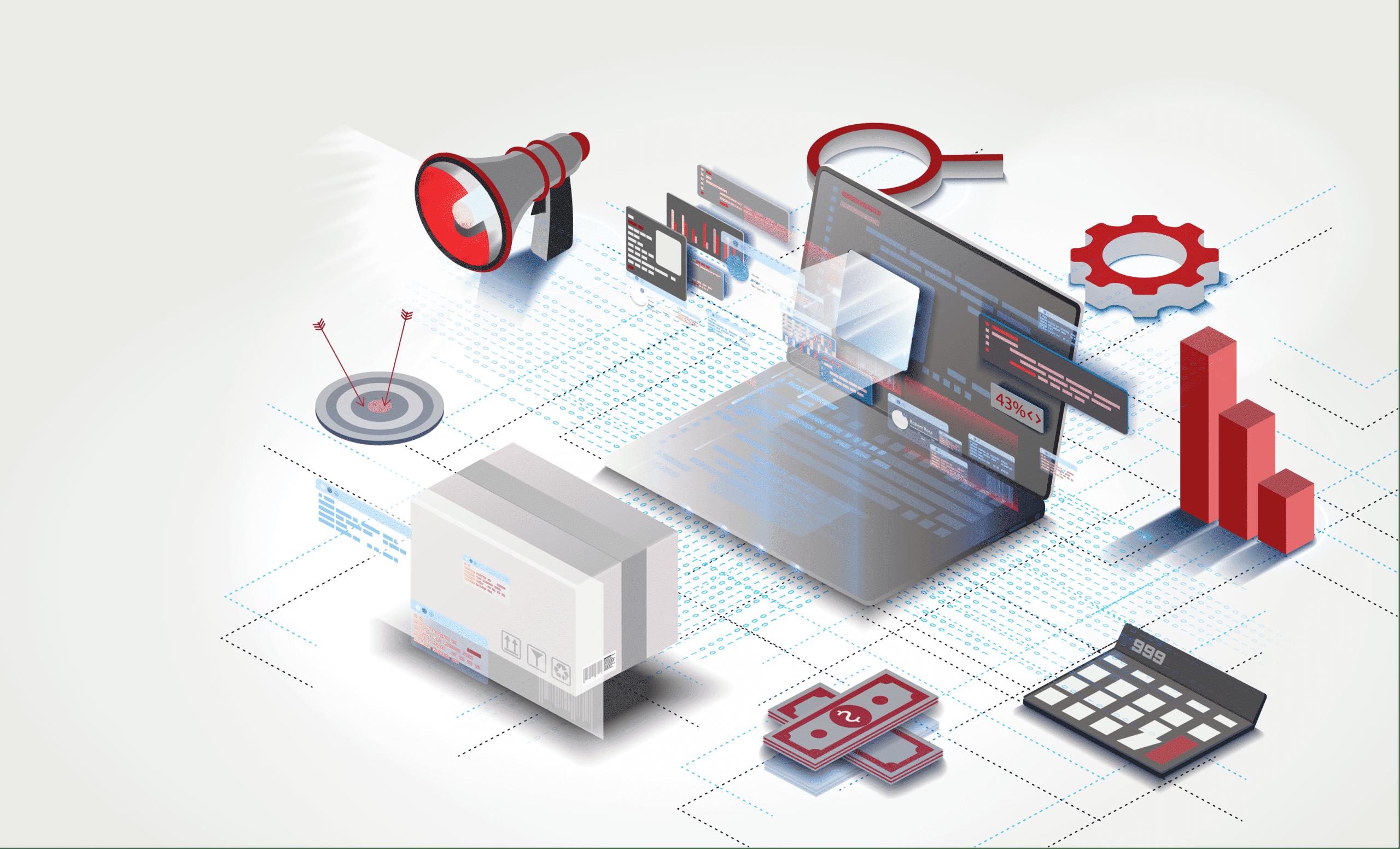 Mit der intelligenten Software von redPILOT können bestehende Ressourcen optimal verwaltet und die Effizienz gesteigert werden.