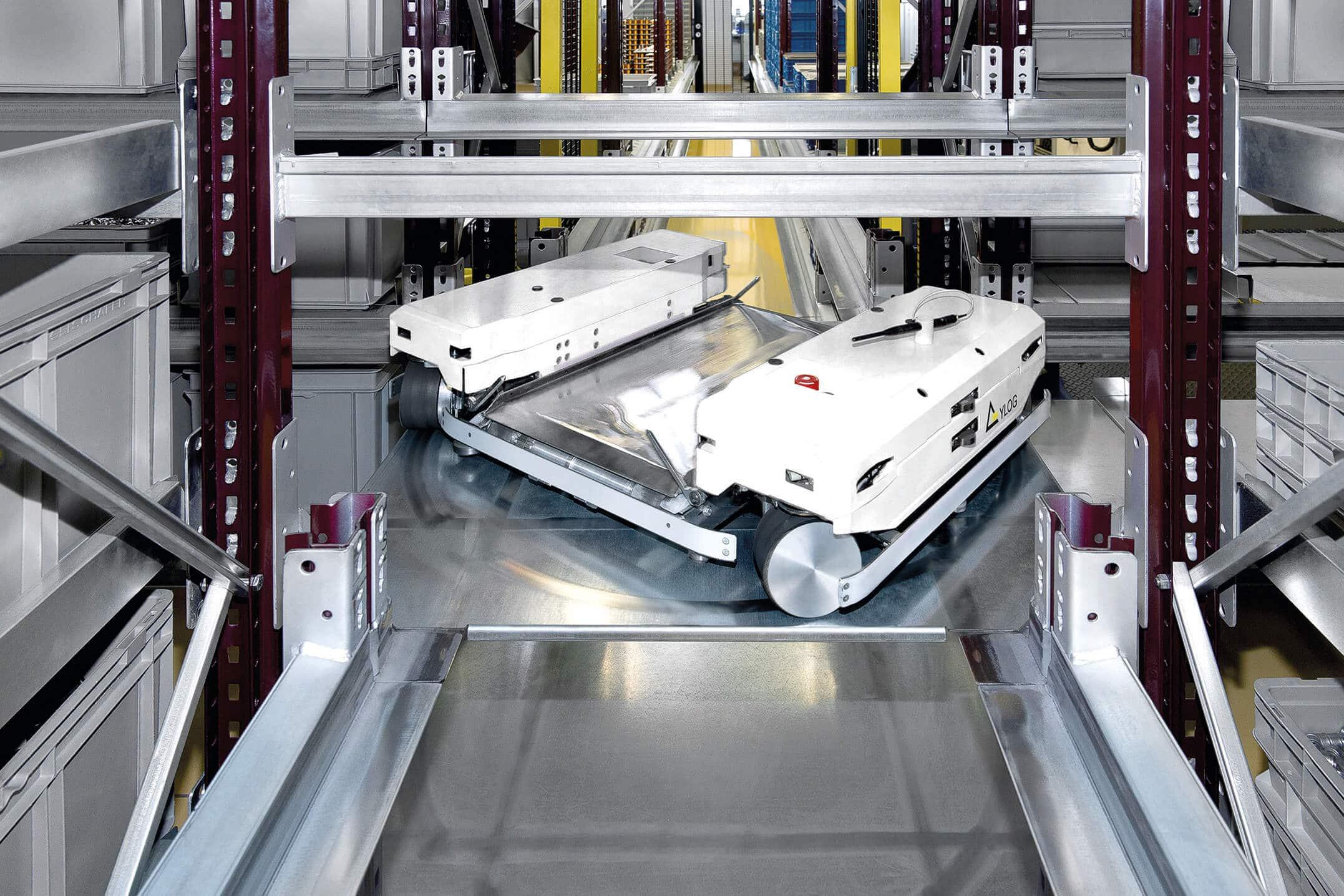 YLOG-Shuttle-System